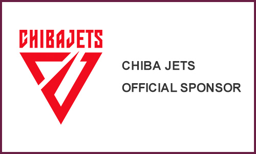 CHIBA JETS OFFICIAL SPONSOR